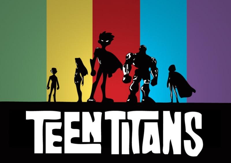Intro huyền thoại của Teen Titans