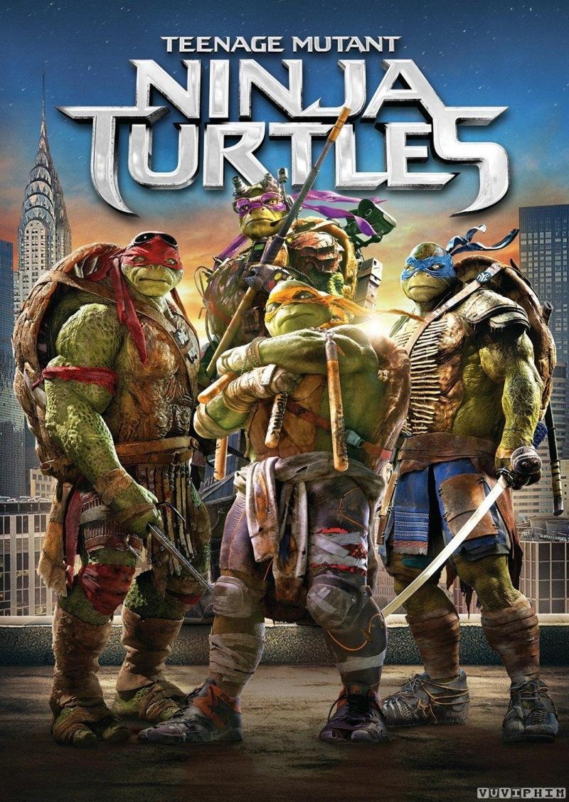 Người anh tiền nhiệm Teenage Mutant Ninja Turtles - Nguồn: Sưu tầm