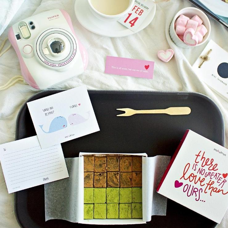 Được tặng một hộp nama vừa đẹp lại vừa thơm ngon, người yêu của bạn sẽ thích ngay cho mà xem
