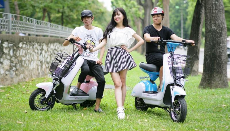 Tenbike- Thương hiệu xe đạp điện uy tín tại Việt nam