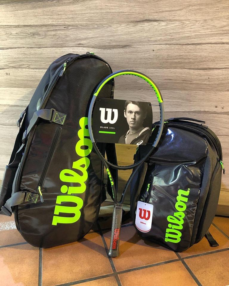 TennisUS.VN đã thành lập từ 2009, và chuyên phân phối dòng sản phẩm vợt tennis của các thương hiệu nổi tiếng