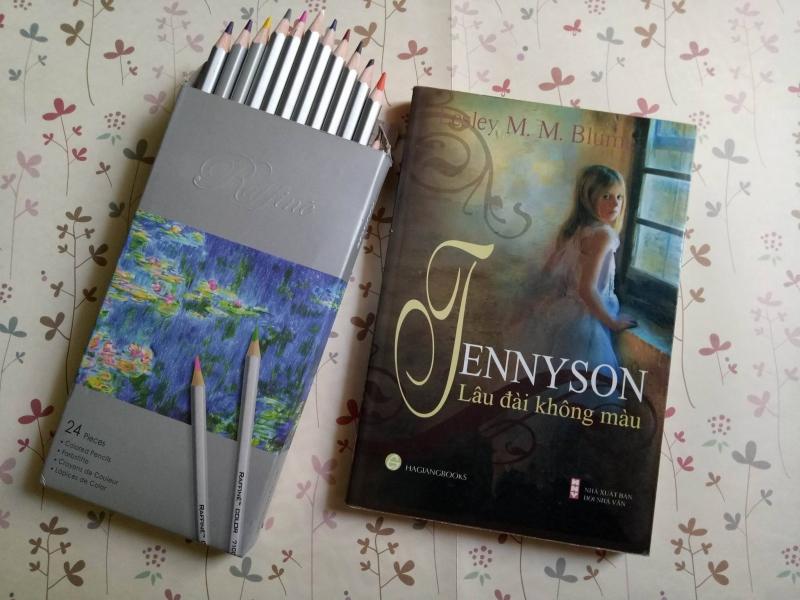 Tennyson Lâu đài không màu