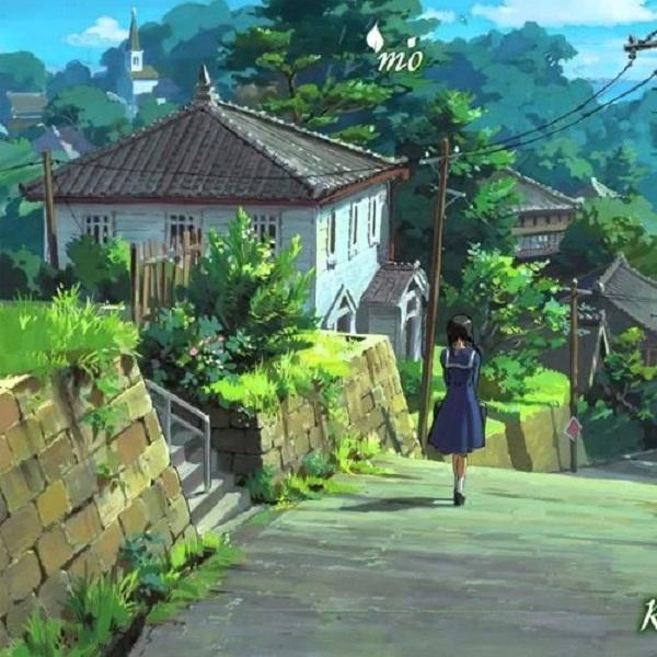 Teshima Aoi - Ai wo Komete Umi