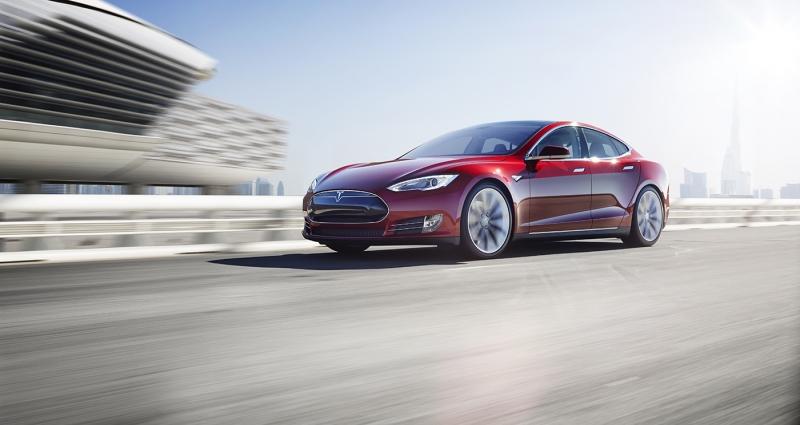 Xe của Tesla