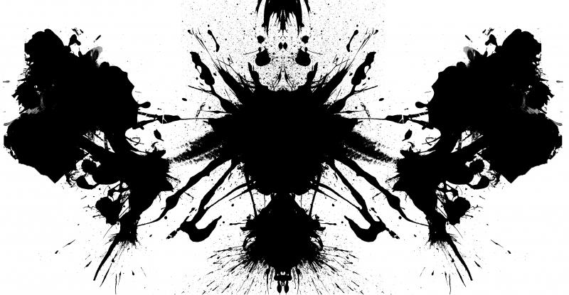 Vết mực trong Trắc nghiệm Rorschach