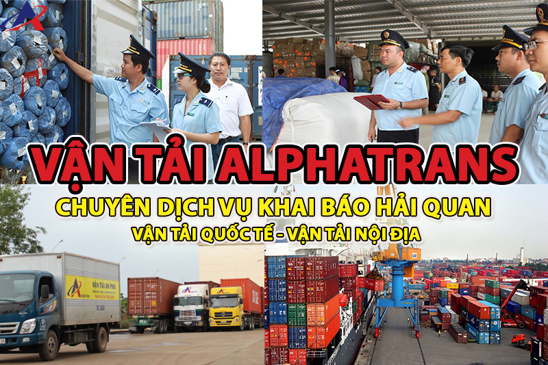 Công ty Giao nhận vận tải quốc tế An Pha (Alphatrans)