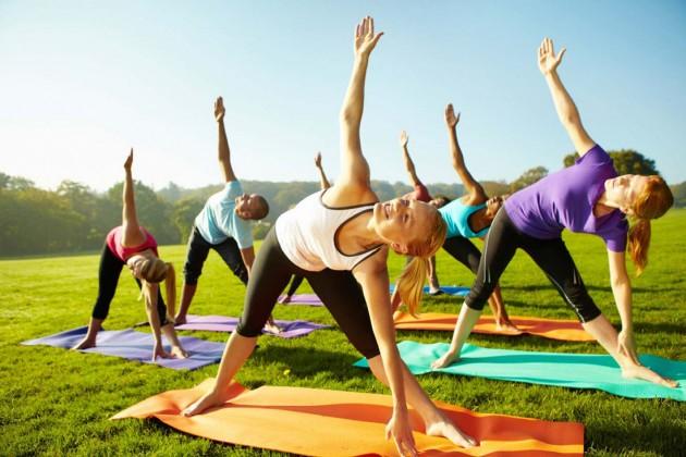 Tập thể dục đều đặn giúp giảm cân