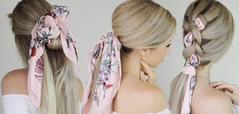 Tết tóc đẹp với băng đô xinh