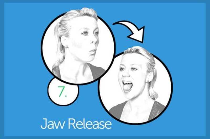 Jaw release