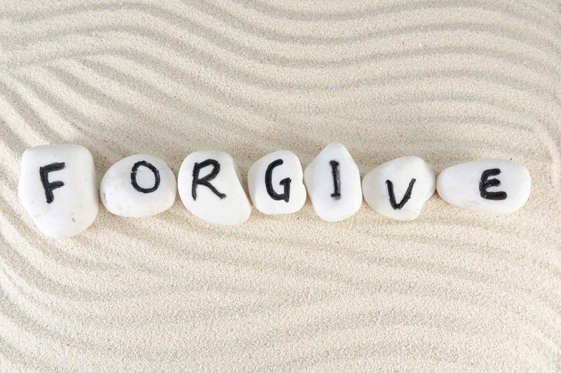Nhất định phải học cách tha thứ cho bản thân!