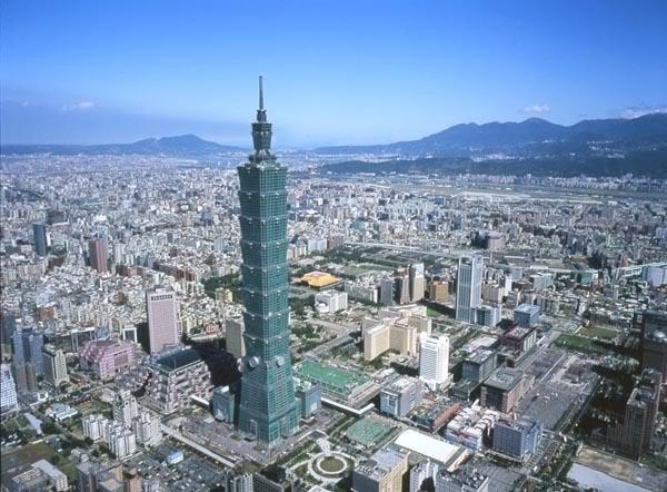 Tháp Đài Bắc 101, Đài Loan