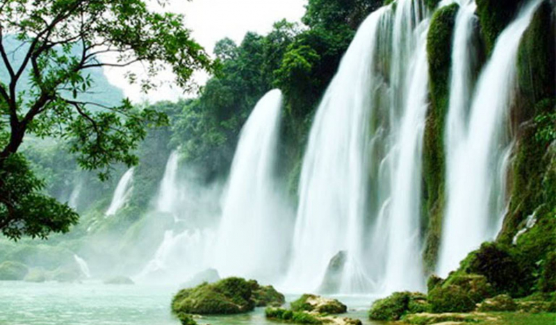 Seven Branches Waterfall