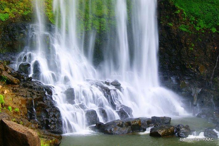 Dam B'ri ngọn thác lớn nhất tỉnh Lâm Đồng