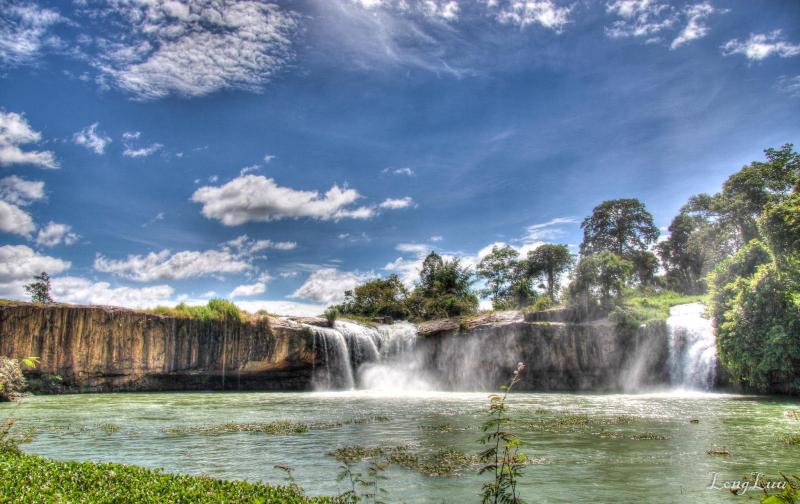 Gia Long Waterfall