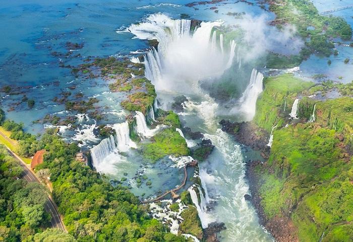 Thác Iguazu - Brazil