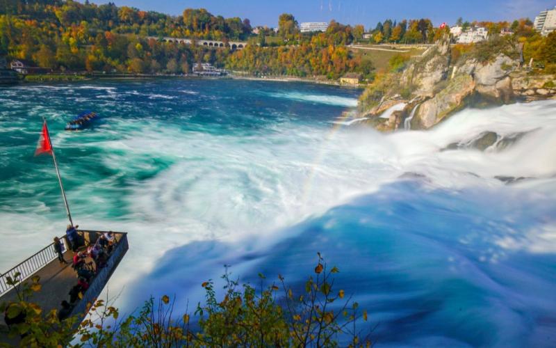 Thác nước sông Rhine
