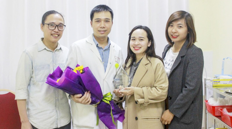 Thạc sĩ, Bác sĩ Phạm Phúc Khánh