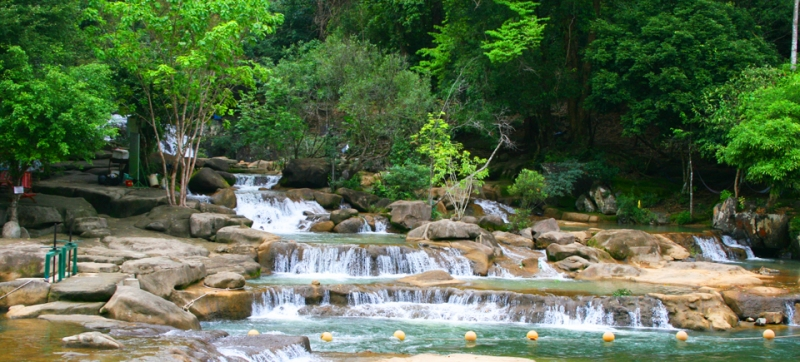 Thác Yang Bay - Khánh Hòa
