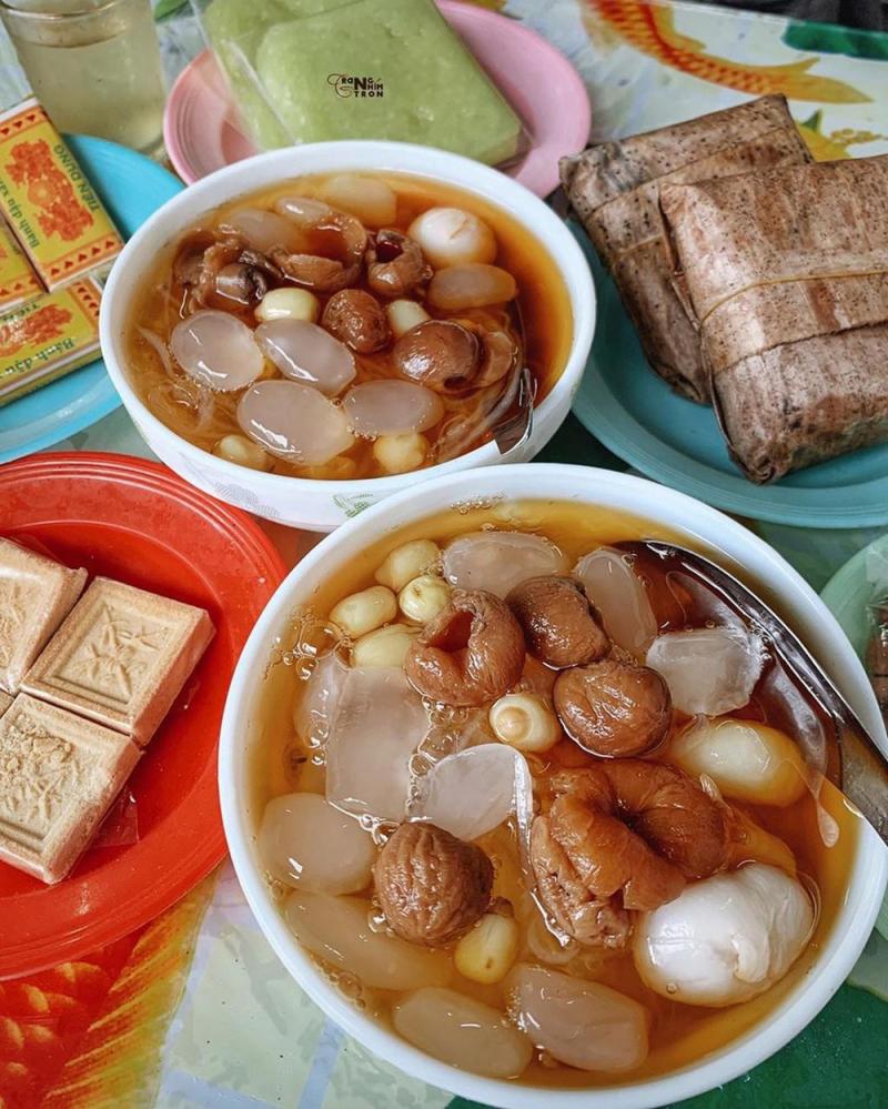 Chè Hiển Khánh và một số loại bánh