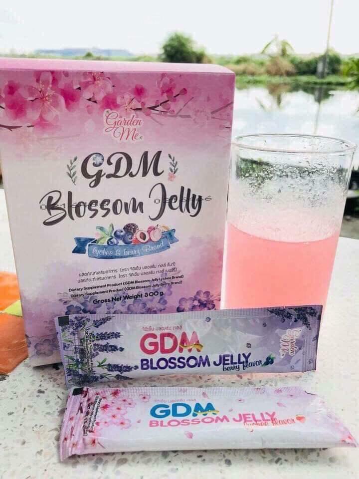 Thạch giảm béo Blossom Jelly Thái Lan