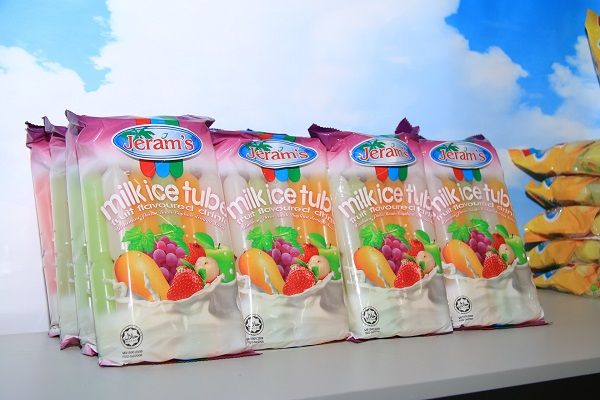 thạch hoa quả Malaysia