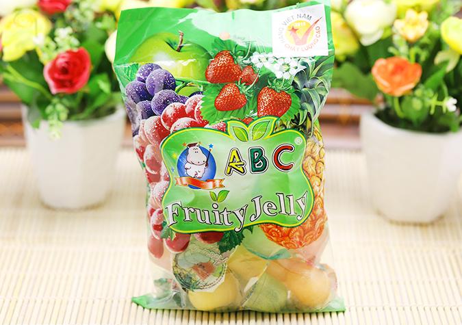 Thạch rau câu ABC