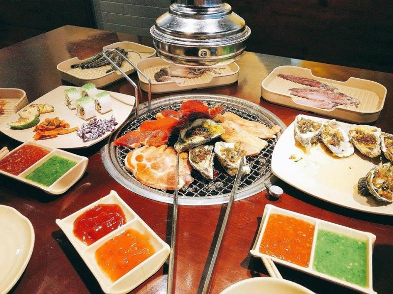 Thai BBQ Buffet