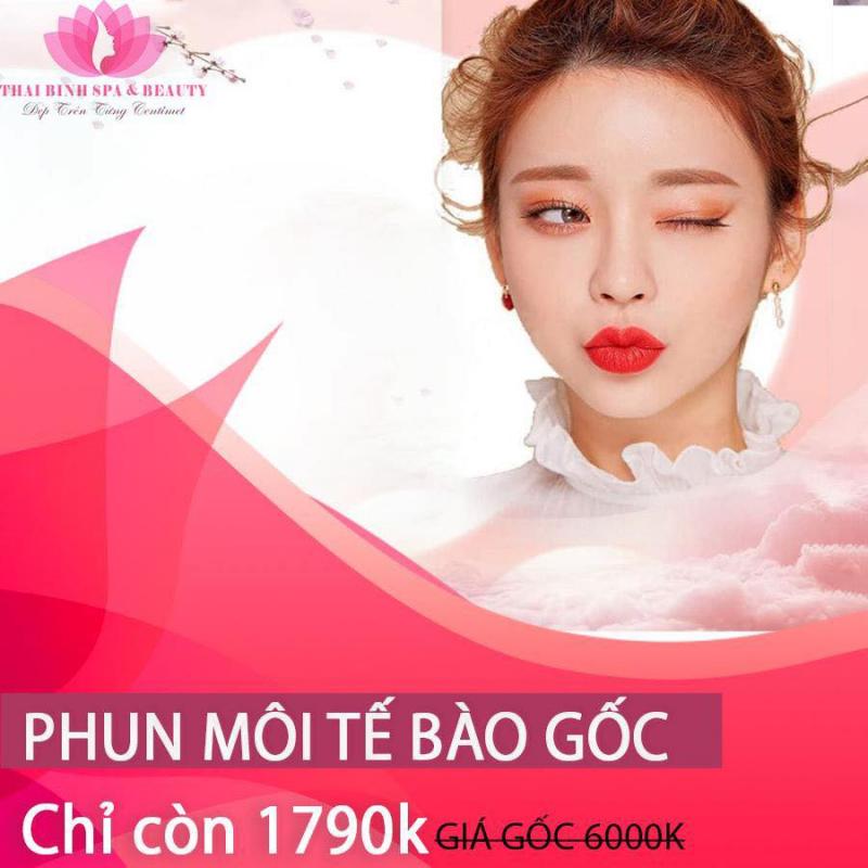 Thái Bình Beauty &  Spa