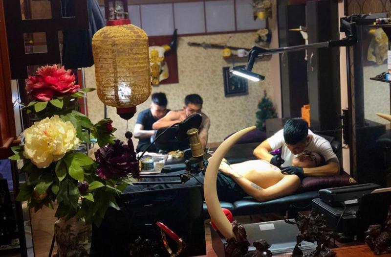 Thái Bình Tattoo & Piercing