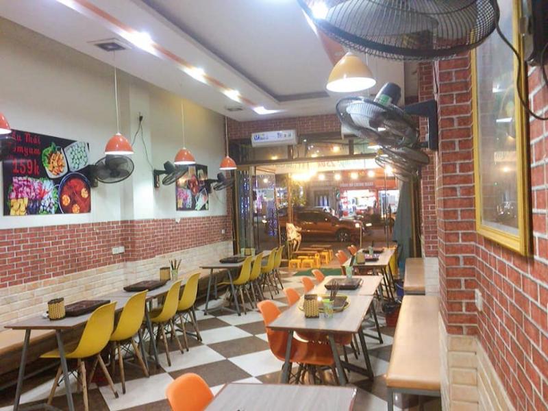 Nhà hàng Thai Coco