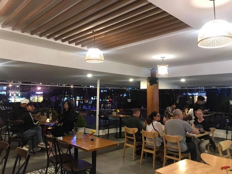 Thai corner in Dalat có không gian sang trọng và lịch sự