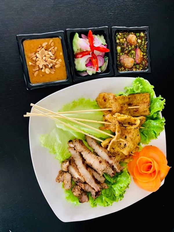Các món ăn ngon và đẹp mắt, chuẩn hương vị Thái
