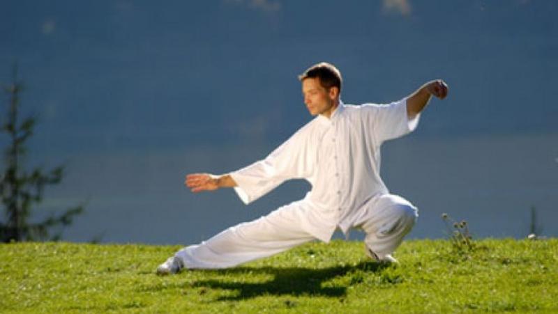Thái Cực Quyền giúp tăng cường sức khỏe.