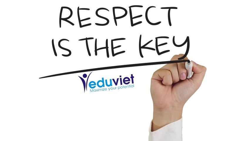 Thái độ tôn trọng