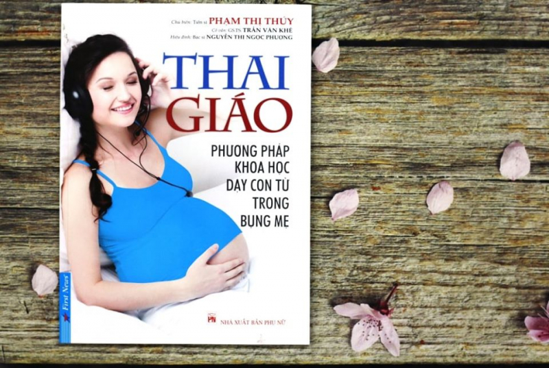 Thai Giáo - Dạy Con Từ Trong Bụng Mẹ