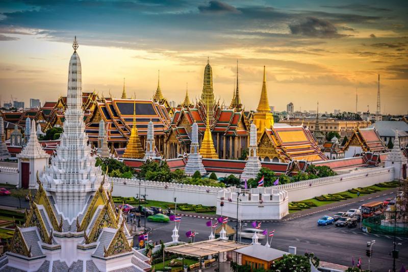Thái Lan là quốc gia Đông Nam Á duy nhất nằm trong top các quốc gia đắt khách nhất thế giới