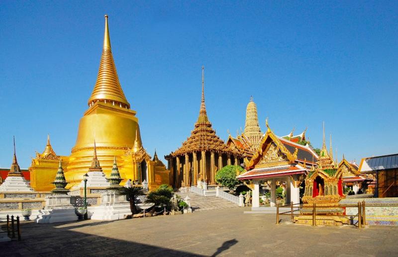Thái Lan – địa điểm du lịch tuần trăng mật tuyệt vời