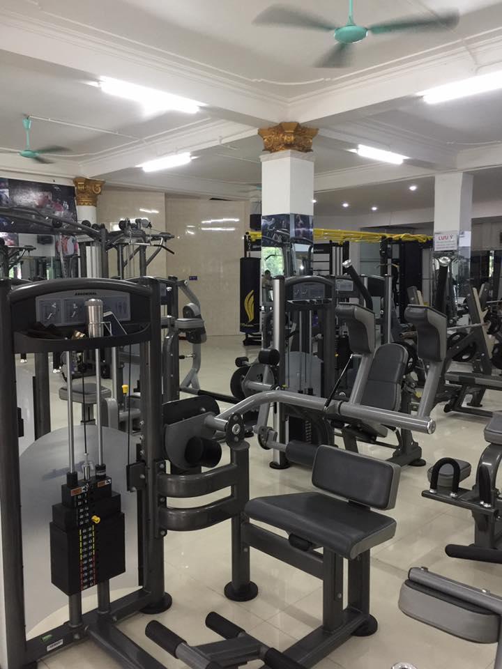 Thái Linh Gym Club