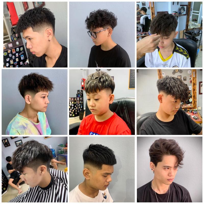 Thái Nguyễn Barber Shop