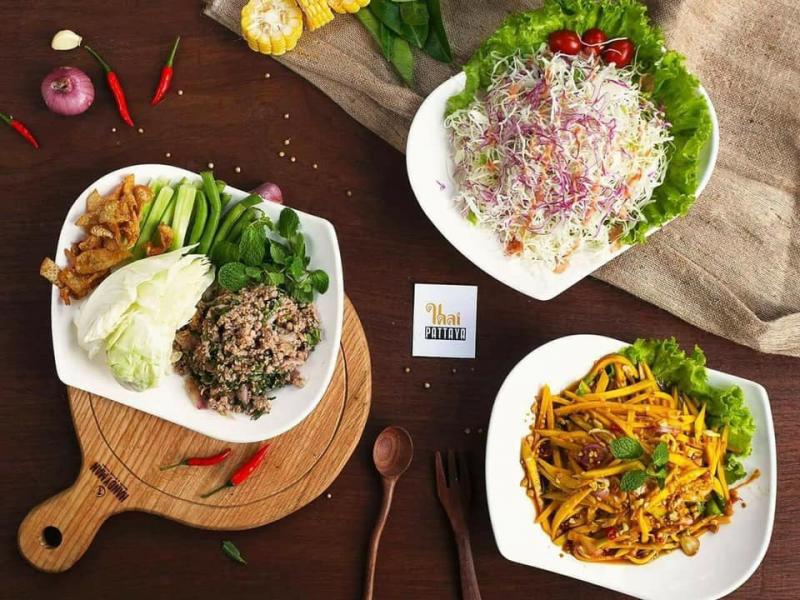 Thái Pattaya - BBQ & Hotpot