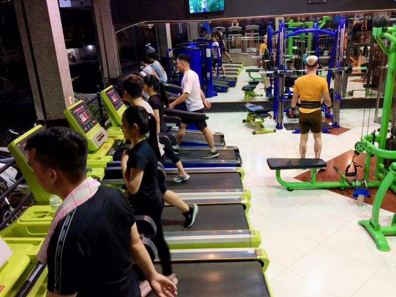 Thái Sơn Gym, Fitness & Yoga