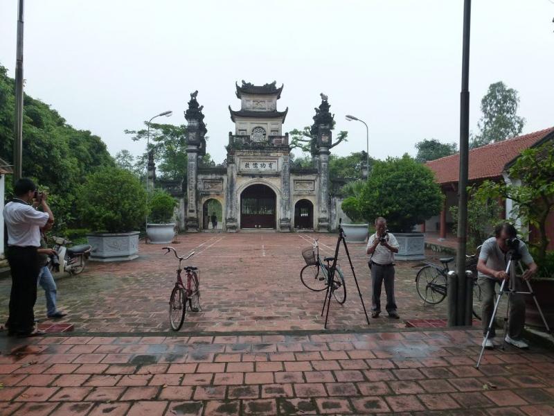 Đền thờ Sĩ Nhiếp tại Bắc Ninh