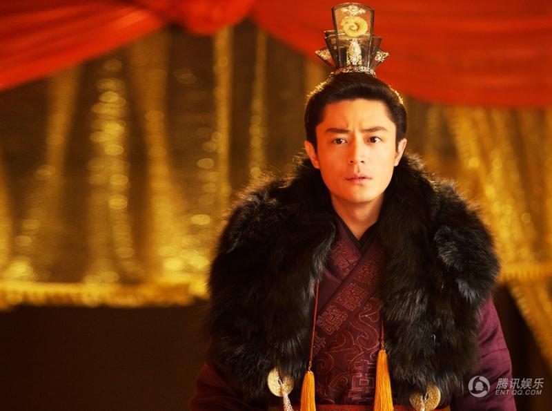 Thái tử Bắc Hán Lưu Thiên Thành (phim Khuynh thế hoàng phi)
