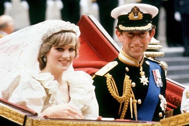 Đám cưới của thái tử Charles và Diana