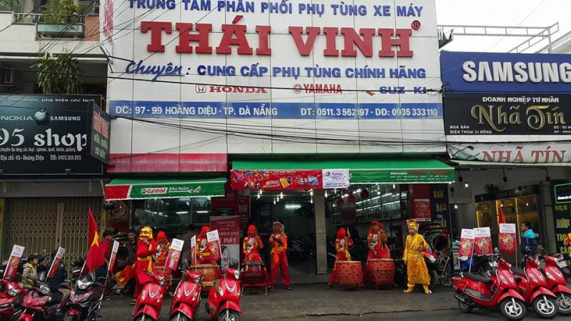 Top 12 Địa chỉ sửa xe máy uy tín, giá rẻ nhất Đà Nẵng