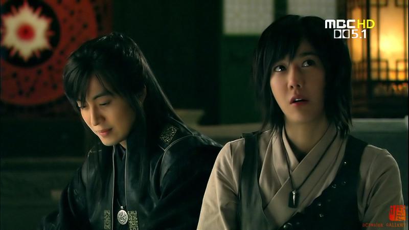 Nhân vật trong phim Thái Vương Tứ Thần Ký