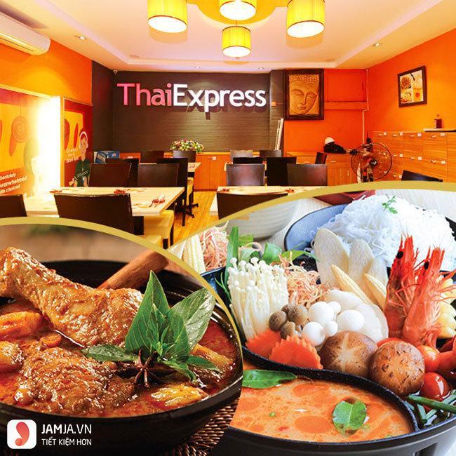 ThaiExpress - Hoàng Đạo Thúy
