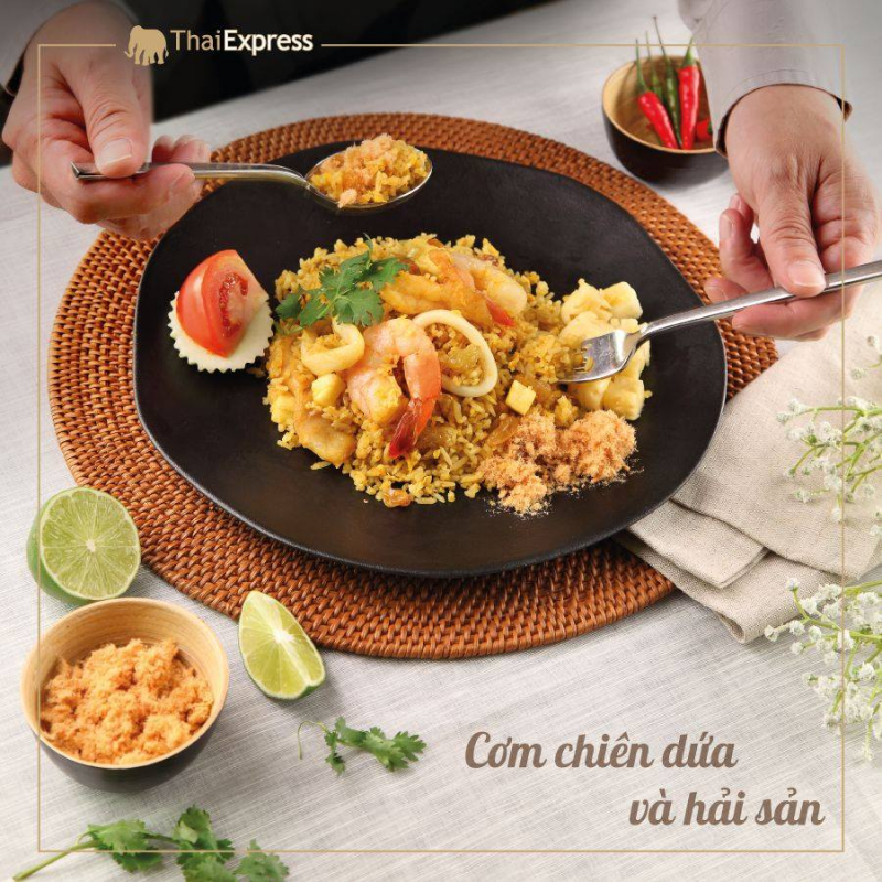 ThaiExpress – Lotte Center
