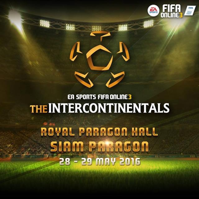 Giải đấu The Intercontinentals năm 2016