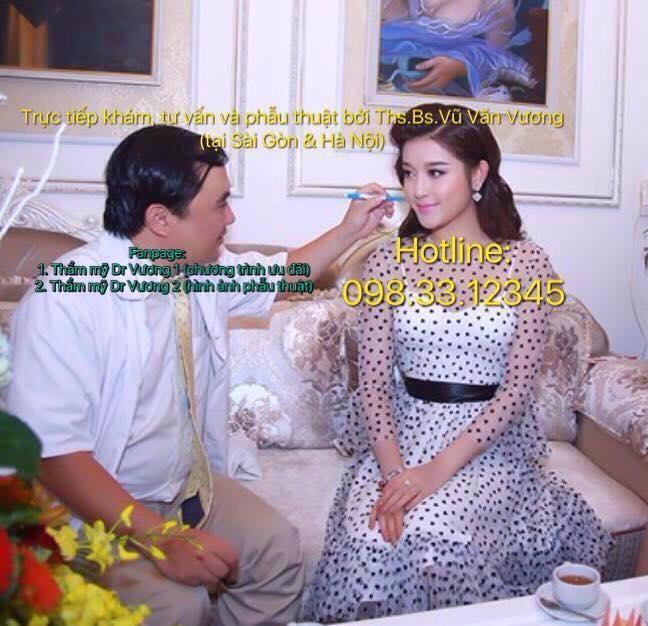 Thẩm mỹ Dr Vương